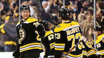 With everyone in the fold, what comes next for the Bruins?