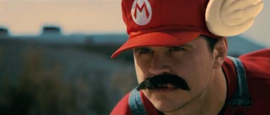 Watch Mario destroy Master Chief, Connor and Lara Croft