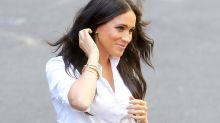 Meghan Markle goes back to work