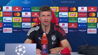 Müller: Das ist unser Plan gegen Messi