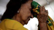 La niña que superó el Maracanazo y se convirtió en simbólica hincha de Brasil