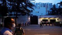 China orders U.S. Chengdu consulate shut; protesters jeer Houston closure