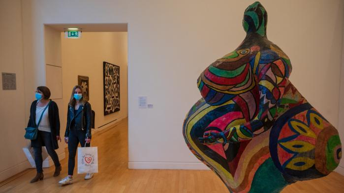 A Strasbourg, donner son sang ouvre les portes du musée d'art moderne