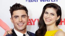The flirty history of Zac Efron and Alexandra Daddario's relationship