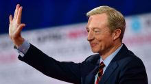 Billionaire, liberal activist Tom Steyer ends presidential bid