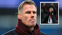 Liverpool icon Jamie Carragher backs Ole Gunnar Solskjaer after stunning start to life with Manchester United