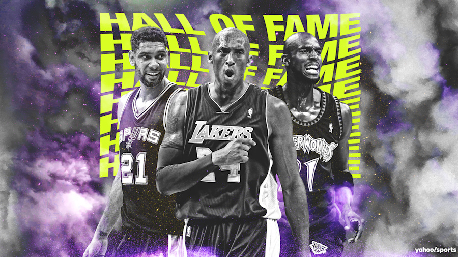 This is the greatest Hall of Fame class — ever