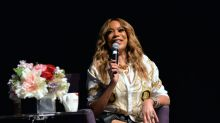 Wendy Williams tears up talking about new love interest: 'Listen, it's not who you think'