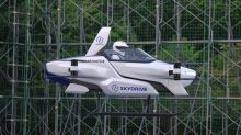 The Morning After: A Toyota-backed flying car completes piloted test-flight