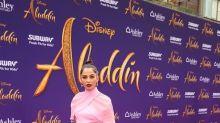 """Will Smith, Jada Pinkett Smith und die gesamte Familie bestimmen den """"Lila-Teppich"""" Style bei 'Aladdin' Premiere"""