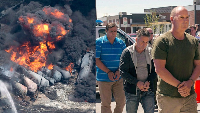 Lac-Megantic jury deliberations at an impasse