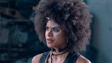 La actriz de Domino en Deadpool podría ser la novia del Joker de Joaquin Phoenix