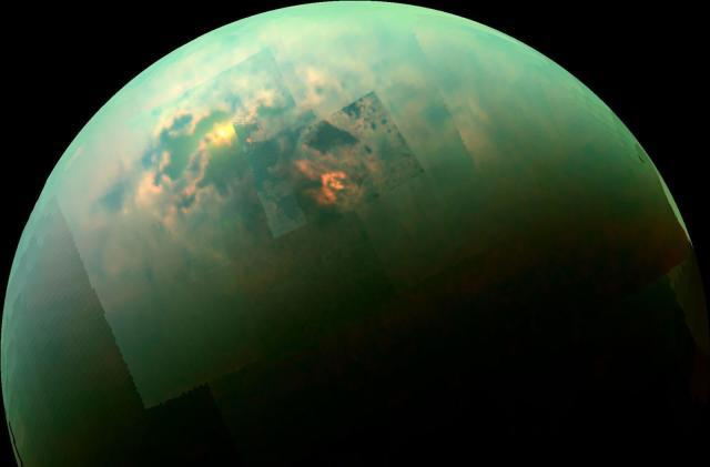 NASA's Cassini data shows Titan's lakes are stranger than we thought