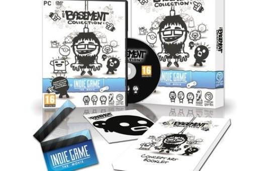 Basement Collection retail edition bundles in Indie Game: The Movie, out March 8