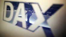 Dax im Plus - Anleger wieder in Kauflaune