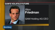 GAM Shares Slump as Head of Flagship Bond Fund Is Suspended