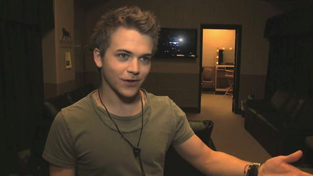 Academy of Country Music Awards - Hunter Hayes Interview