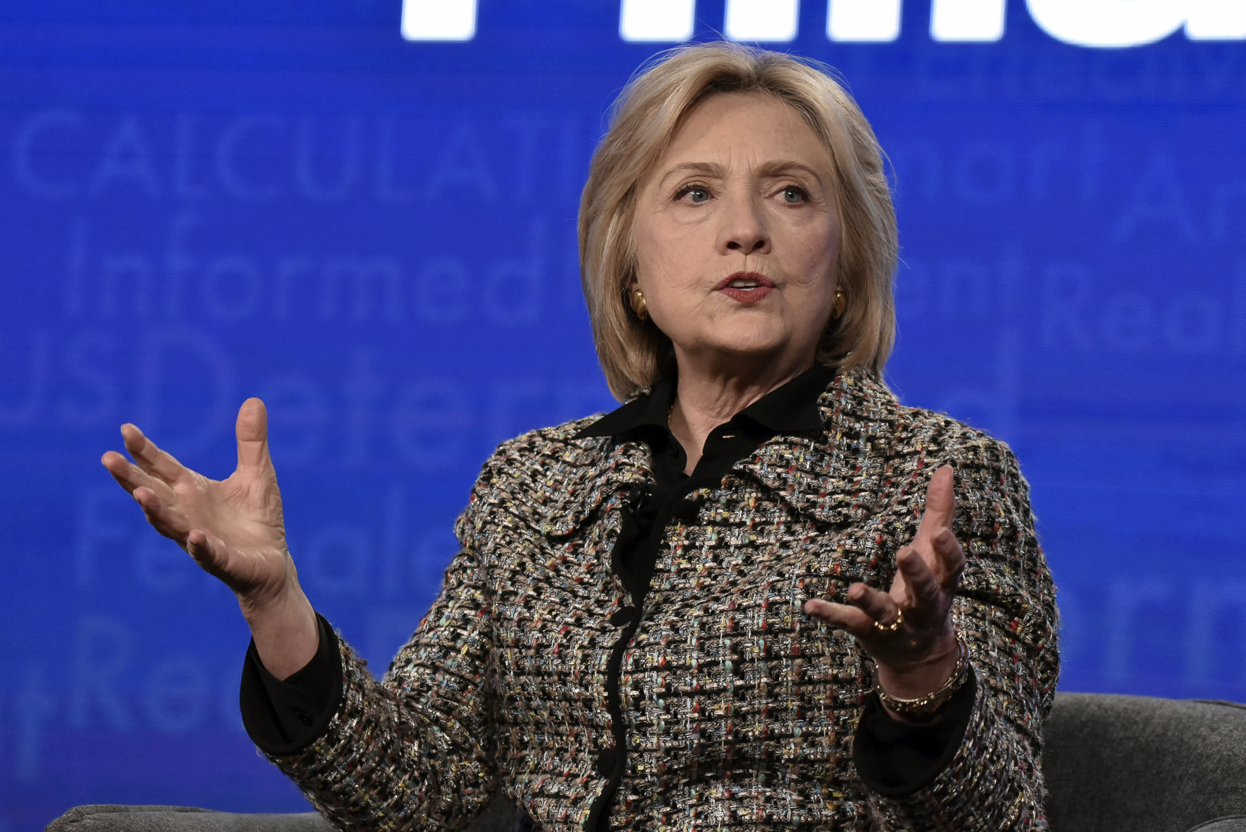 A Hillary Clinton Docu-Series Is Coming To Hulu: Watch The Trailer