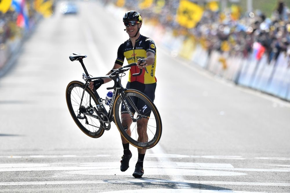 Paris-Roubaix : Philippe Gilbert renonce après sa victoire au Tour des Flandres
