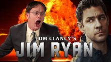 When 'The Office' And Tom Clancy Are Mashed Up, Dwight Is The Terrorist