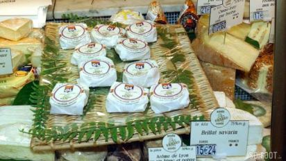 Top 10 : Foot et fromages