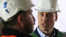 Prince William mucks in on DIY SOS: Grenfell TV special