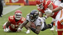 NFL Week 3 odds: Who are bettors taking in Chiefs-Ravens Monday night showdown?