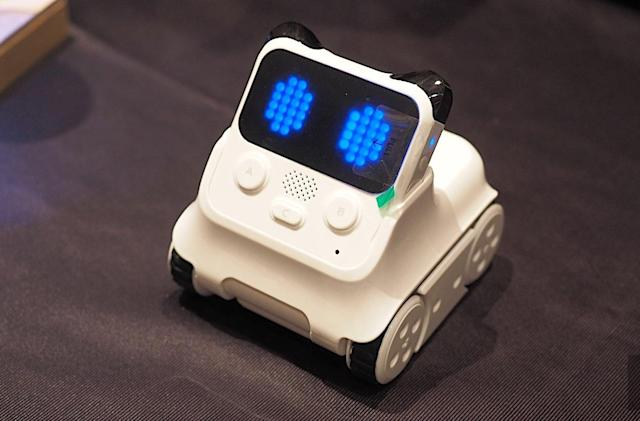 Makeblock's Codey Rocky wants to be your kid's cute coding robot friend