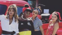 Serena Williams Had the Most Adorable '50s-Themed Baby Shower