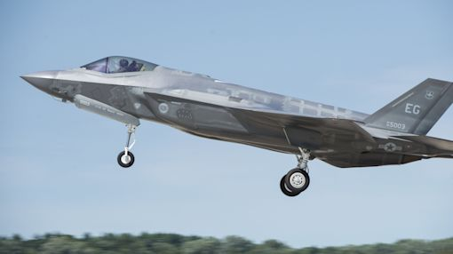 Pentagon Tester: F-35 Still Has Serious Problems