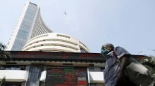 Sensex, Nifty end lower as RBI loan relief hits banks