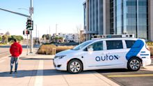 Autonomous vehicle startup AutoX lands driverless testing permit in California