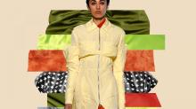Subtle Nods To Sex & Fetishism In Supriya Lele's London Fashion Week Show