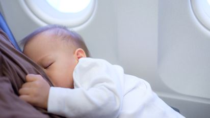Uproar following KLM's proposed breastfeeding policy