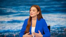 Lindsay Lohan denies threatening to 'expose' CBS after mom Dina failed to win 'Big Brother'
