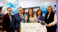 Pittsburgh Area High School Student Surprised with $25,000 Scholarship from Sallie Mae