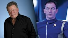 Star Trek's William Shatner unblocks Jason Isaacs (UPDATE)