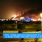 US to deploy additional troops, military equipment to Saudi Arabia, UAE after attack on oil facilities