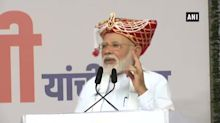 There is effort for development of economic structure, creation of job opportunities: PM Modi