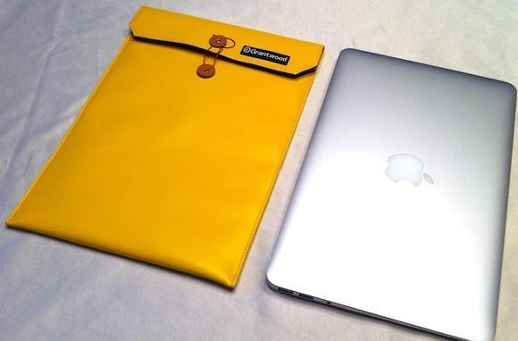 Grantwood Technology MacVelope for MacBook Air: Review and giveaway