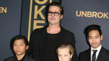 Brad Pitt spending over £1 million in plan to win over his kids