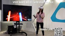 HTC's standalone Vive Focus will soon get 6DoF VR controllers