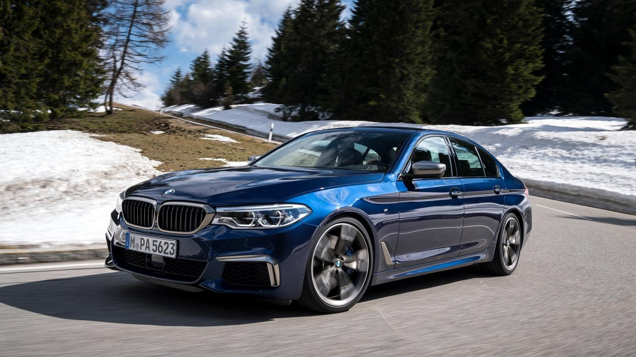 Slick BMW sedan oozes pure appeal
