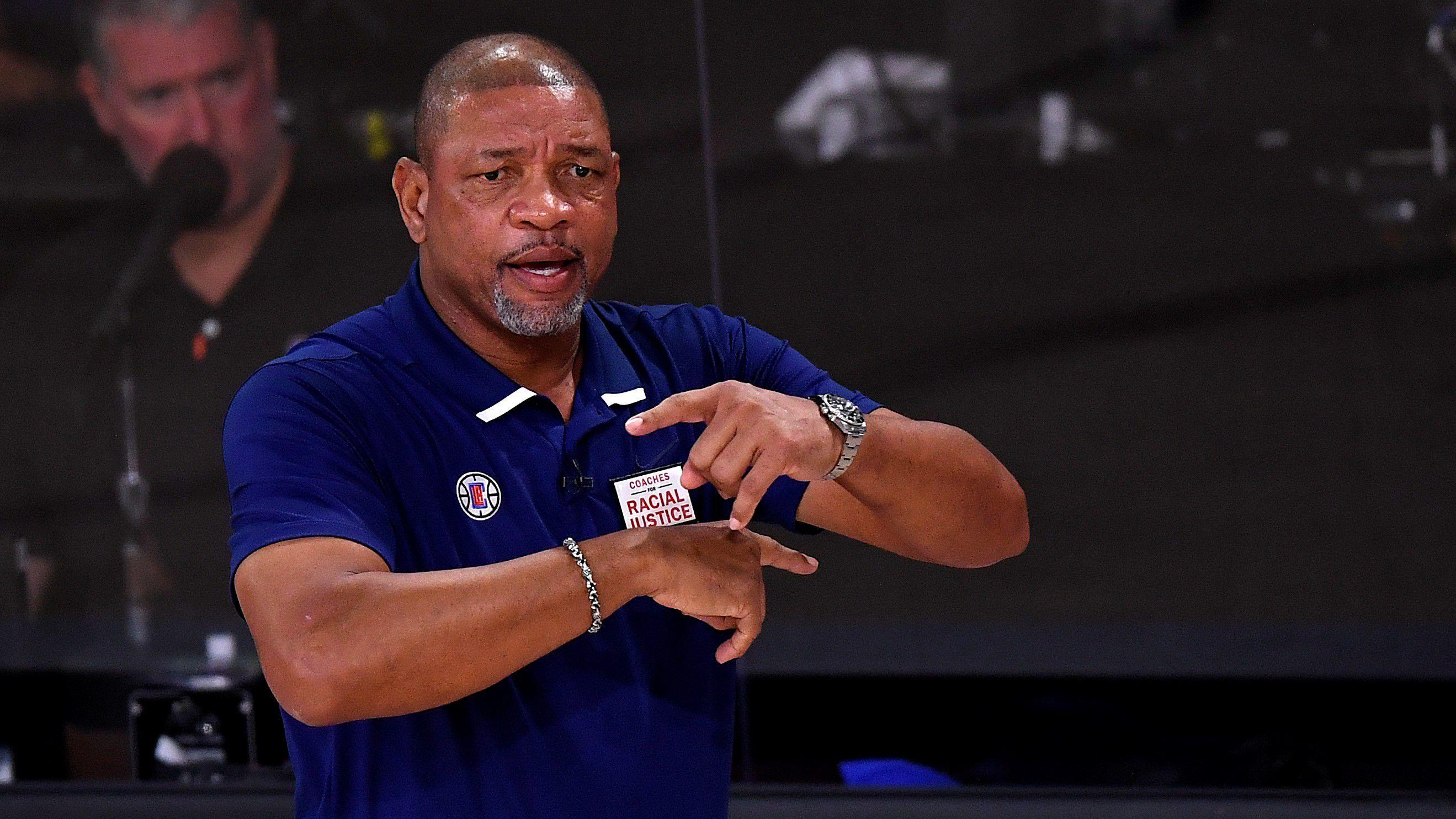 Doc Rivers agrees to deal to coach 76ers