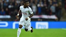Serge Aurier issues apology for Tottenham Hotspur red card