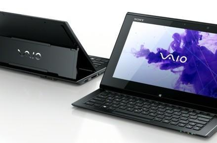 Sony unveils VAIO Duo 11 slide-out tablet, Tap 20 portable touchscreen all-in-one