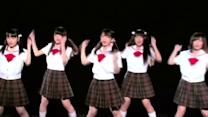 Japanese pop group calls for an end to nuclear power