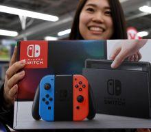 Nintendo annual profits soar 36 percent to $1.27bn on Switch sales