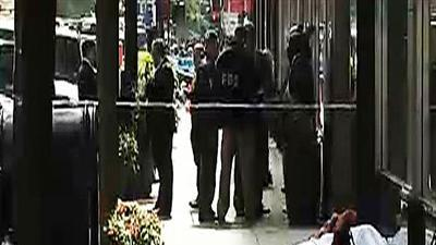 Shooter dead, people hurt outside Empire State