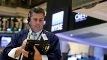 Wall Street opens lower on inflation, Trump policy worries